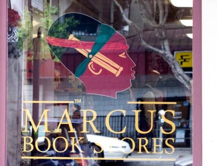Save Marcus Bookstore!