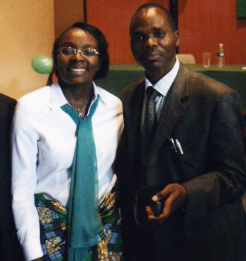 Victoire Ingabire, Bernard Ntaganda