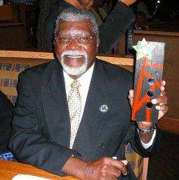 Black Media Appreciation Night Big Man 112612 by Bill Jennings, It's About Time