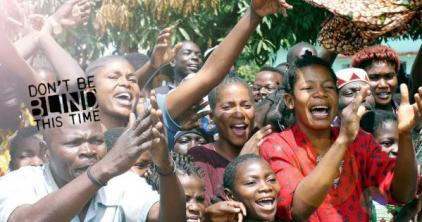 Congolese celebrate defeat of M23 by Congolese, UN forces