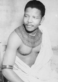 Madiba - young Nelson Mandela