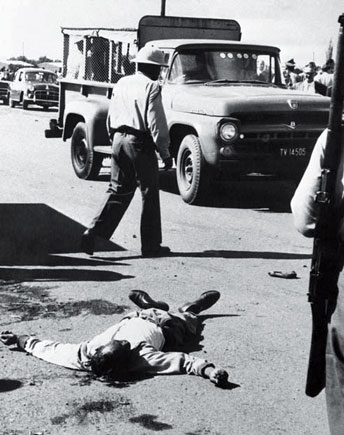 Sharpeville massacre South Africa 032160 by AP-Wide World Photos