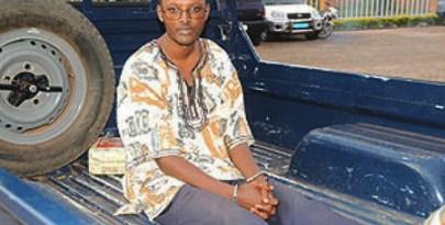 Rwandan Tutsi opposition leader Deo Mushayidi imprisoned by Kagame 0212