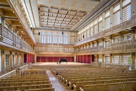 Weill Hall, Green Music Center, Sonoma State University by David Wakely, SSU