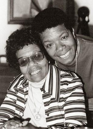 Rosa Guy, Maya Angelou