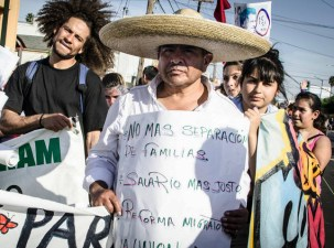 May Day March 'No mas separacion de familias' 050114 Oakland by Annette Bernhardt