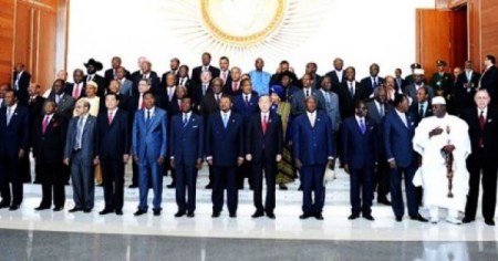 """African leaders gathered at the African Development Bank's 50th anniversary meeting and celebration, held in Kigali, Rwanda, to discuss """"'The Next 50 Years: The Africa We Want."""""""