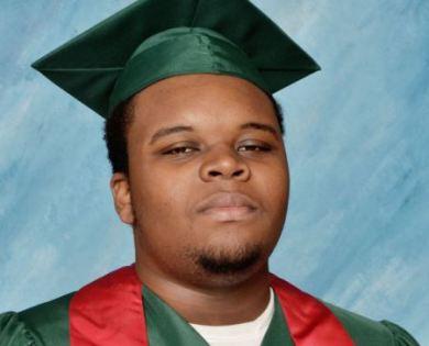 Michael Brown, graduate