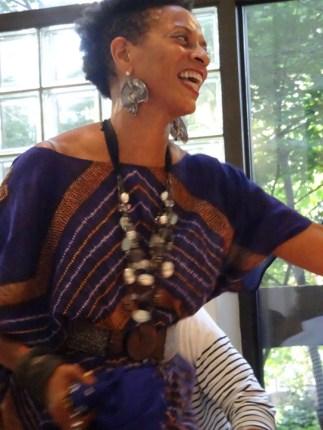 UNIA First Lady Kathy English Holt – Photo: Wanda Sabir