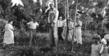 After lynching Rubin Stacy in Fort Lauderdale, Florida, in 1935, the lynching party held a family picnic. Did these children and their children grow up to be today's cops, prosecutors, judges and law-makers?