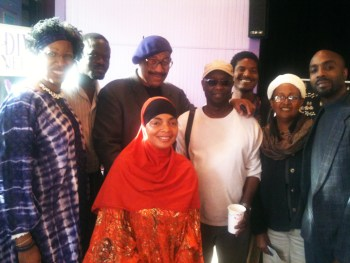 Organizers of last year's African Diaspora Bazaar and Crafts Fair