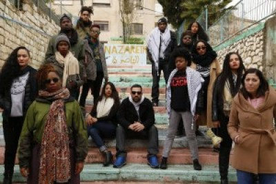 Dream Defenders, Black Lives Matter, Ferguson reps visit Palestine 0115, web