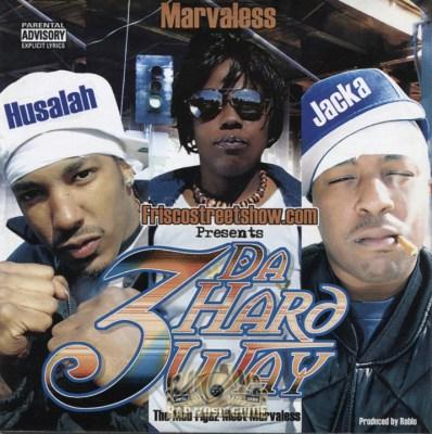 '3 da Hard Way' Jacka cover