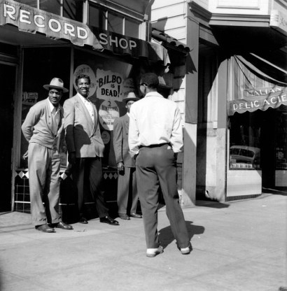 On Fillmore Street in its heyday, Blacks owned hundreds of businesses. – Photo: David Johnson