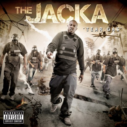 Jacka 'Tear Gas' cover, web