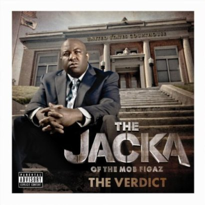The Jacka of the Mob Figaz 'The Verdict' cover
