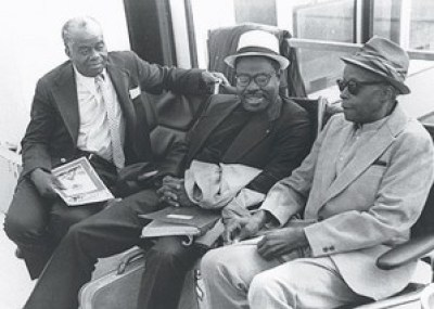 John Henrik Clarke, Dr. Ben, Chancellor Williams