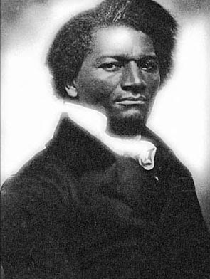 "A young Frederick Douglass, the subject of ""Mount Misery"""