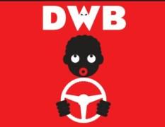 'DWB' 'Driving While Black' film logo