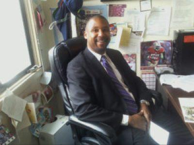 School Board Commissioner Shamann Walton – Photo: Rochelle Metcalfe