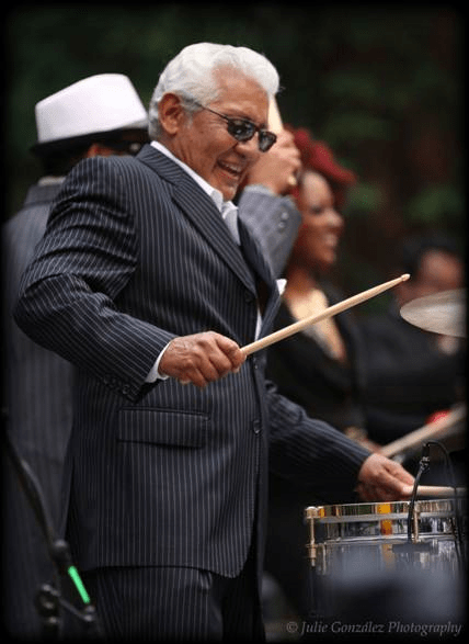 Pete Escovedo – Photo: Julie Gonzalez