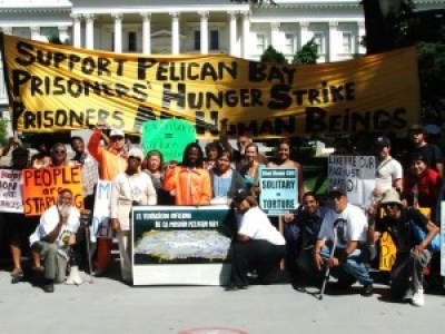 The 2011 California prisoner hunger strike sparked a prison justice movement that continues to grow, with families of prisoners playing a leading role. California Families to Abolish Solitary Confinement was formed that year and rallied in Sacramento the day of the first legislative hearing on the issue.