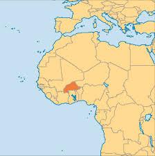 Burkina-Faso-map-in-Africa