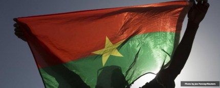 Burkina-flag