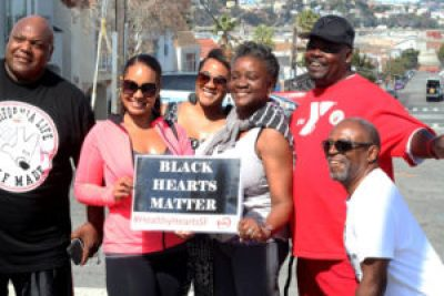 Healthy Hearts San Francisco is a new initiative bringing hope for a healthier future to the people of Bayview Hunters Point.