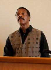 Mansour Id-Deen heads the Berkley NAACP. – Photo: Berkeleyside
