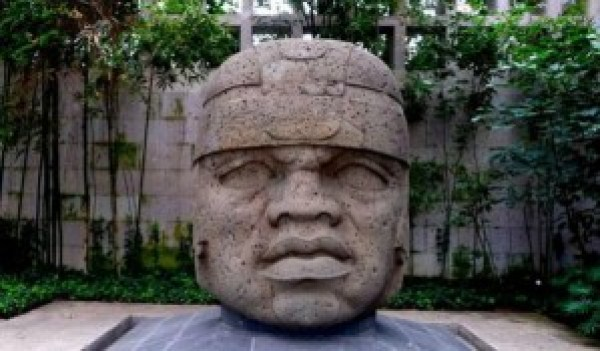 The Olmec civilization, the first significant civilization in Mesoamerica, is best known for the colossal carved heads in Central Mexico, clearly crafted in the likeness of Africans, that serve as evidence that Africans sailed to the New World before Columbus. The same civilization that created these giant heads was also responsible for introducing written language, arts, sophisticated astronomy and mathematics to Mesoamerican civilization, ancient African historian Professor Van Sertima explains. Other evidence of African presence in and trade with the Americas before Columbus is the discovery of South American cocaine in Egyptian mummies and North American cotton in West Africa.