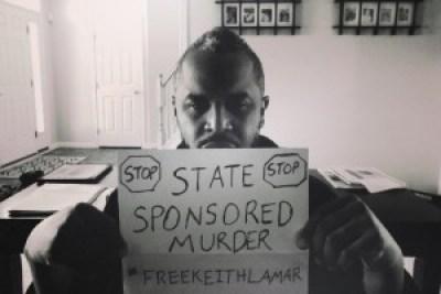 #FreeKeithLaMar social media campaign