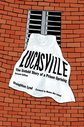 "The second edition of ""Lucasville"" by Staughton Lynd was released in February 2011 on the heels of that earlier hunger strike. Staughton and his wife, Alice Lynd, both prominent attorneys, have devoted much of their lives to winning public support for those alleged to be the perpetrators of the 1993 uprising. Their innovative means include this book and a play."