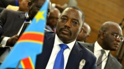 Democratic Republic of the Congo President Joseph Kabila – Photo: AFP