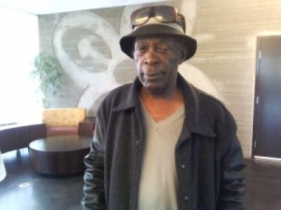 Mr. Otis, once homeless for 14 months, is happy now to be a resident of Armstrong Senior Apartments. – Photo: Rochelle Metcalfe