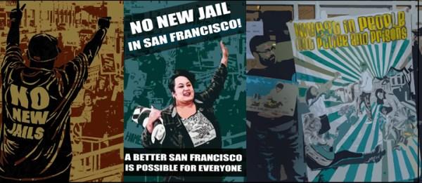 No new SF jail poster combo