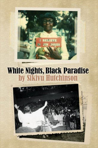 'White Nights, Black Paradise' cover, web