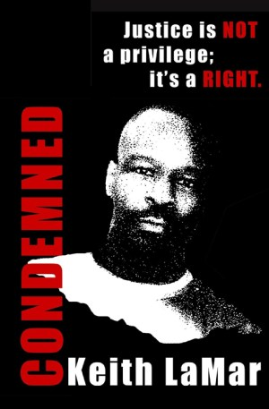 'Condemned' by Keith LaMar (Bomani Shakur) cover