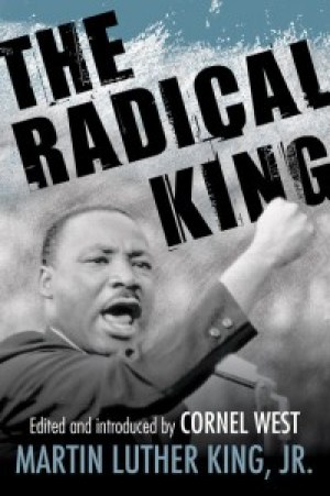 Cornel West's 'The Radical King' cover (1)