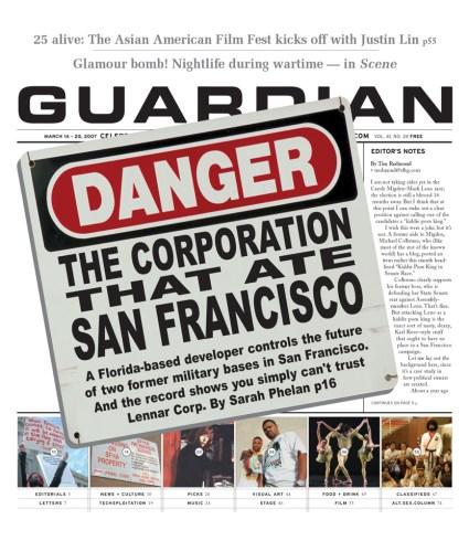 Guardian Lennar cover 031407, web