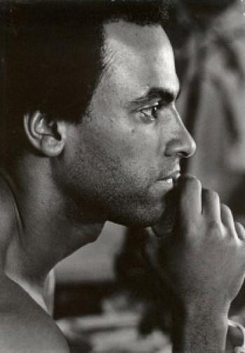 Huey P. Newton in 1972 – Photo: Stephen Shames