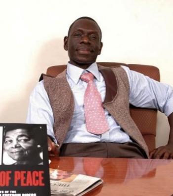 Milton Allimadi, Ugandan American editor of the New York City-based Black Star News