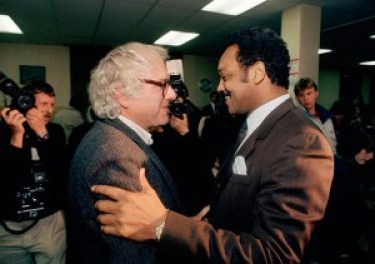 Bernie Sanders, then the socialist mayor of Burlington, Vermont, campaigned for Jesse Jackson when Jesse was the outspokenly radical Democratic candidate for president in 1988.