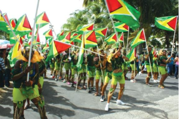 Mashramani, the annual Guyanese carnival in Brooklyn celebrating unity and independence, draws 25,000 celebrants. The 2016 Mash is Sunday, June 12.