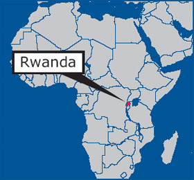 San francisco bay view rwanda in africa map rwanda in africa map gumiabroncs Image collections