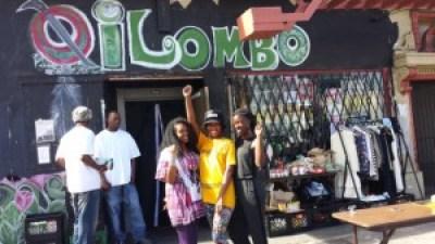 Qilombo Community Center - Photo: Oakland Socialist