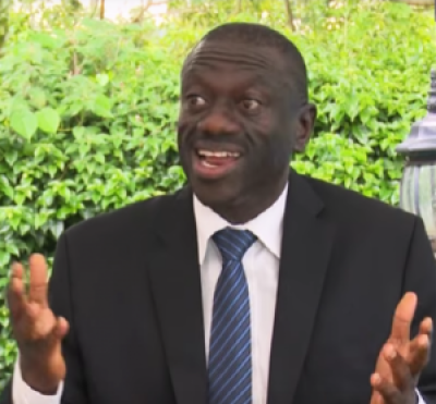 Dr. Kizza Besigye remains defiant, speaking to NTV Uganda on May 3, 2016.