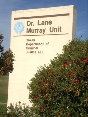"This is the prison that the women locked up inside it call ""Miserable Murray."""