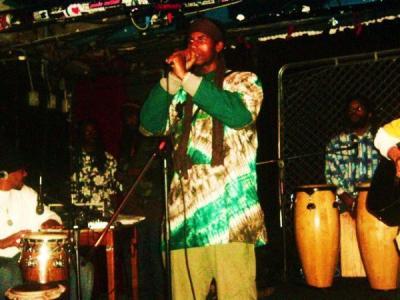 Oji live in Oakland