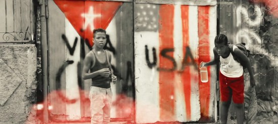 'Codigo Color' Cuban children